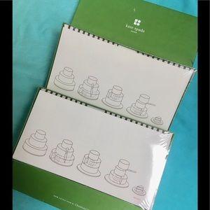 Kate Spade Cake Cards